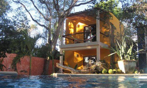 Hotel casa axis mundi yucatan 7