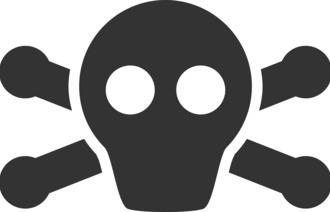 Skull crossbones 30538 1280
