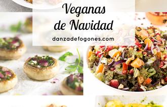 60 recetas veganas de navidad